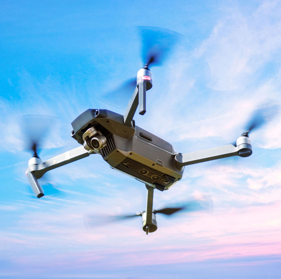 Drone Camera home inspection services